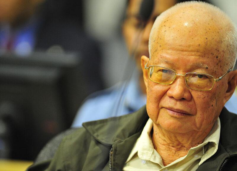 Khieu Samphan.